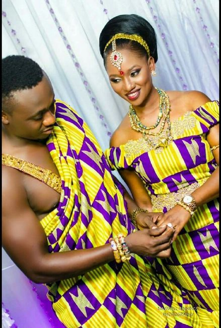 Bevorzugt Tenue traditionnelle africaine - Mode nuptiale - Forum Mariages.net EY68