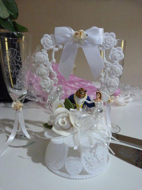 Figurine pi ce mont e re ue d coration forum for Piece montee decoration