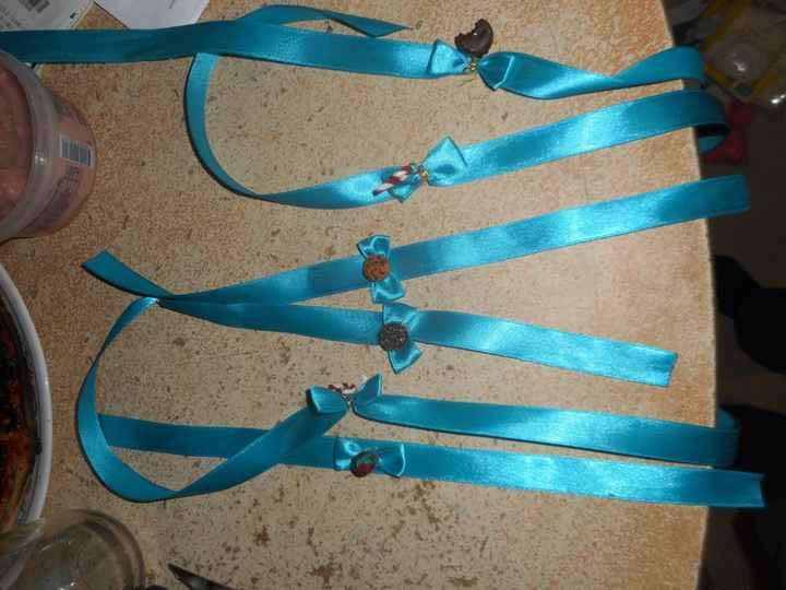 bracelet et collier gourmand pour moi et mes filles