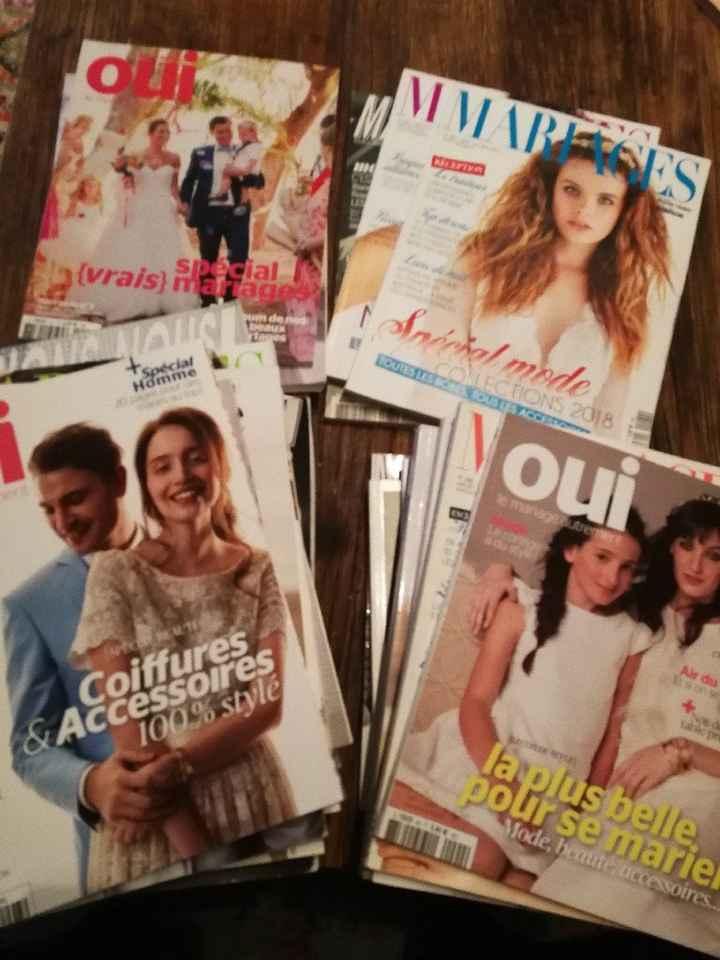 Magazines - 1