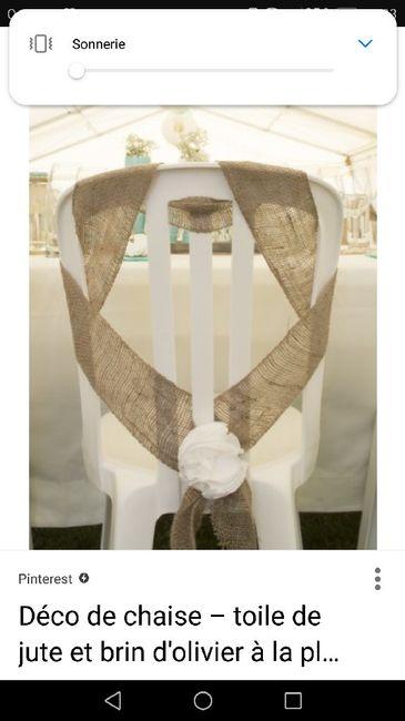Noeud de chaise sur chaise Miami ! 4