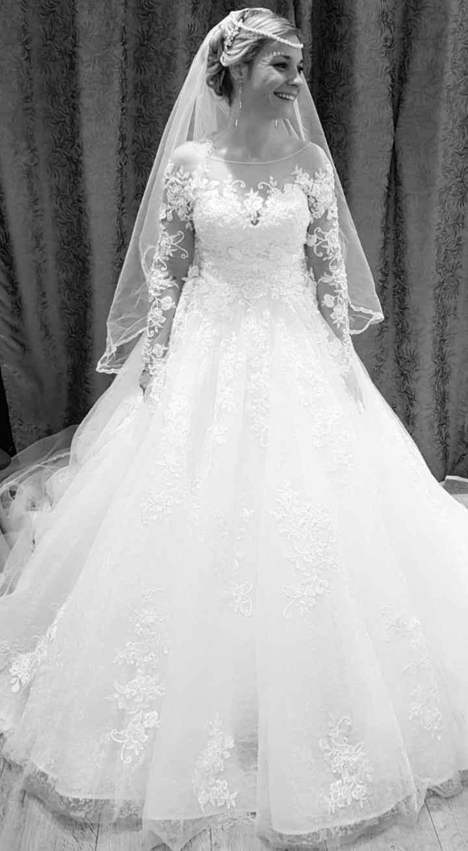 Ta robe de mariée : Avec ou sans manches ? 👰 - 1