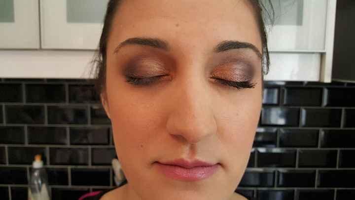 Mon make up...vos avis - 2