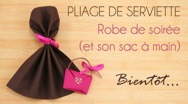 Recherche pliage de serviette page 2 d coration forum - Pliage serviette costume ...