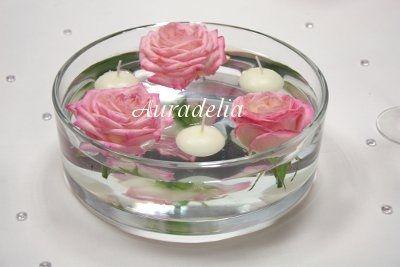 R aliser sa composition florale pour centre de table soi - Centre de table pas cher ...