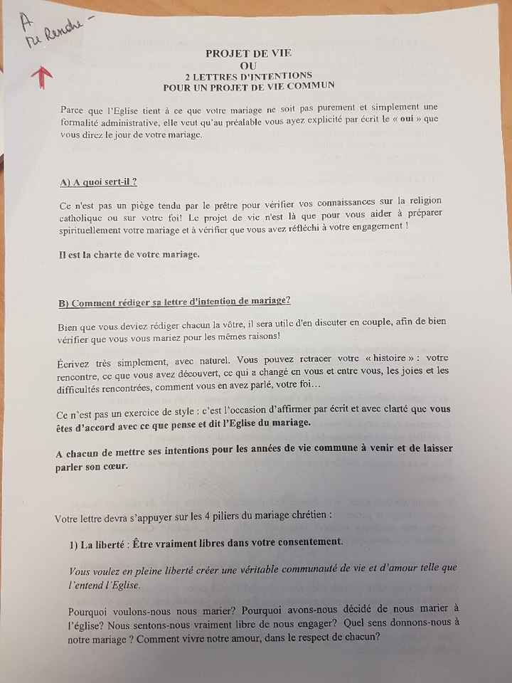 Réunion couples eglise préparation - 1