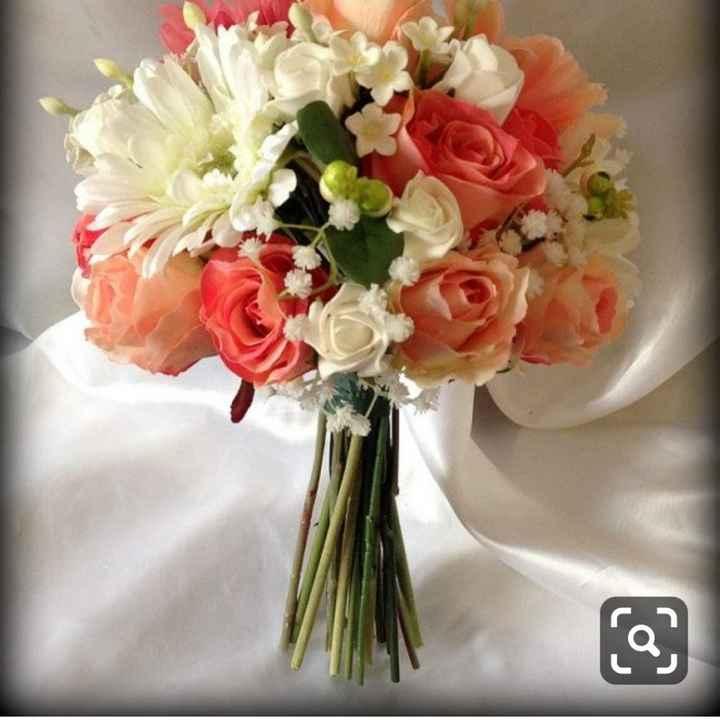 6. Quelles fleurs choisiras-tu pour ton bouquet ? - 1