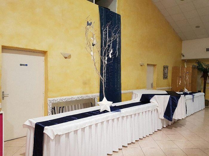 J-2 salle décorée thème nuit étoilée - 2