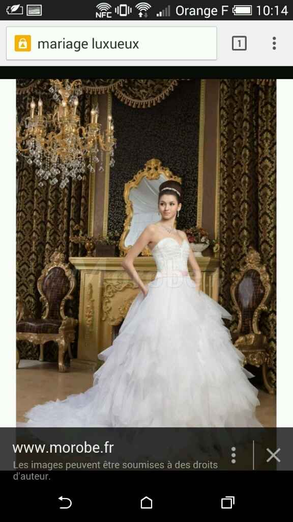 Mariage de luxe : pour vous c'est quoi ? - 4