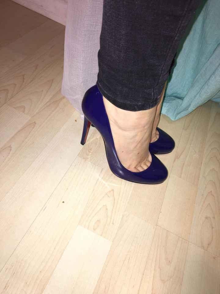 Chaussures trouvées - 1