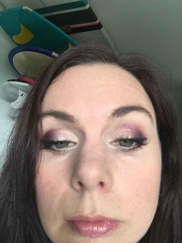 Dernier essai maquillage - 2