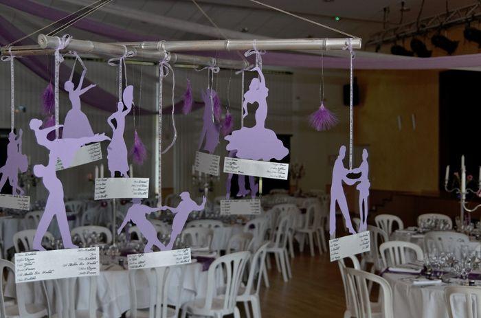 Inspirations plan de table et escort cards les uniques - Deco campagneidees pour un decor charmant ...