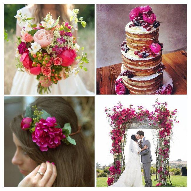 Les couleurs tendances pour un mariage en 2016 d coration forum - Les couleurs tendances ...