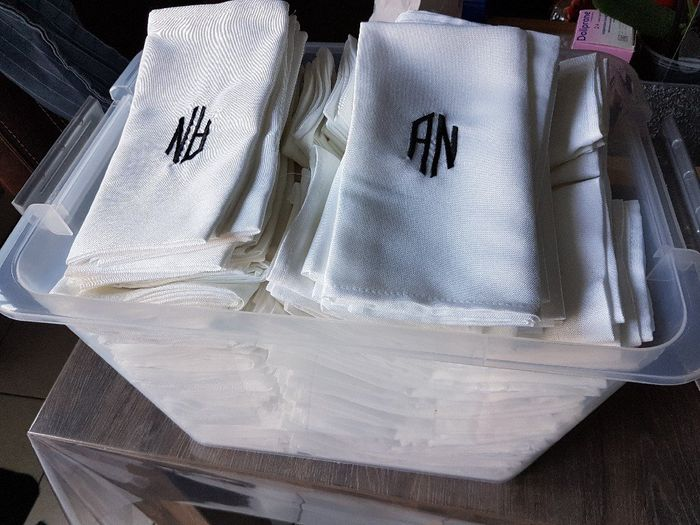 Serviettes de table - 1