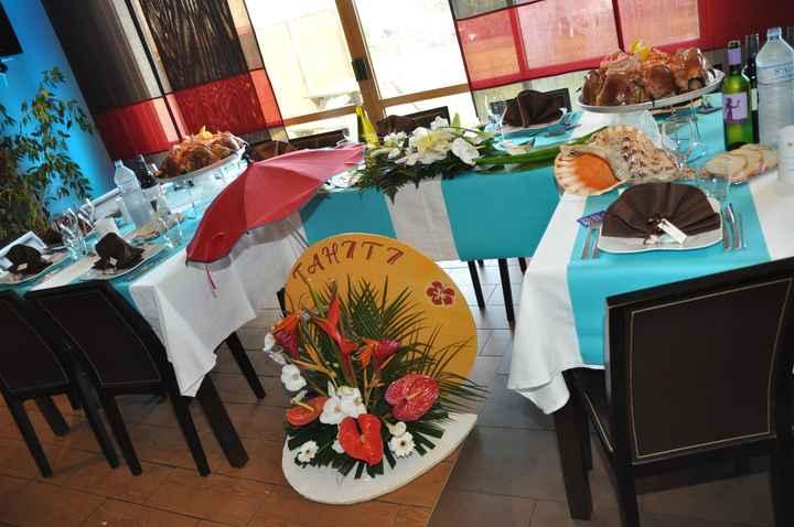 table d'honneur