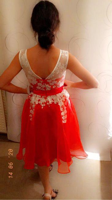 Bonjour les Fm!!! J'ai trouvé mes robes de demoiselles d'honneur - 2