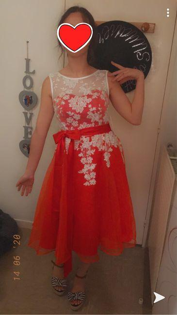 Bonjour les Fm!!! J'ai trouvé mes robes de demoiselles d'honneur - 4