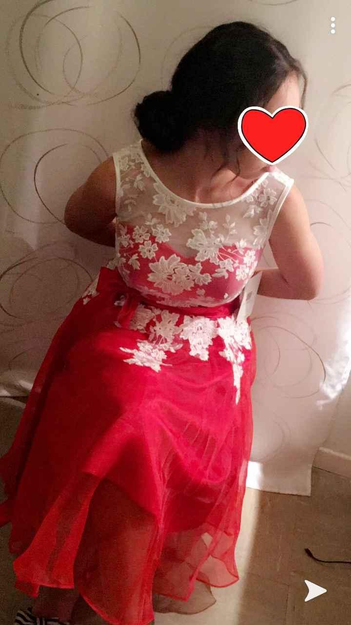 Bonjour les Fm!!! J'ai trouvé mes robes de demoiselles d'honneur - 1