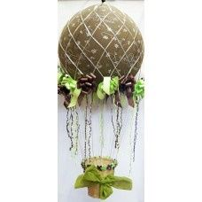 montgolfiere urne mariage