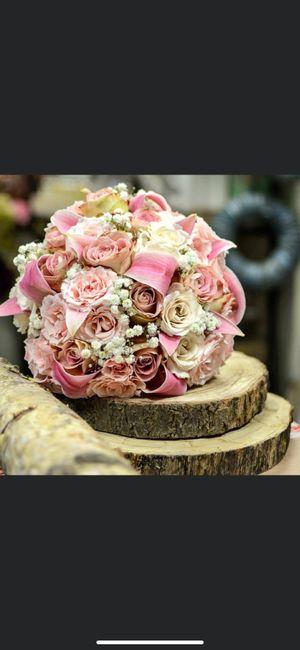 Bouquet de la mariée 6