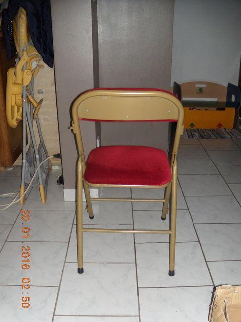 Help solution pour recouvrir ce style de chaise d coration forum mari - Recouvrir des chaises ...