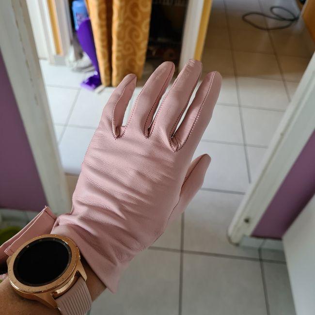 Les gants de la mariée 3