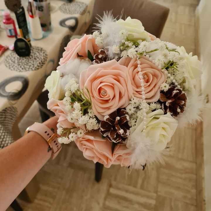 Bouquet mariée original - 2
