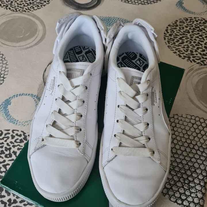 Mes 2ème chaussures - 1
