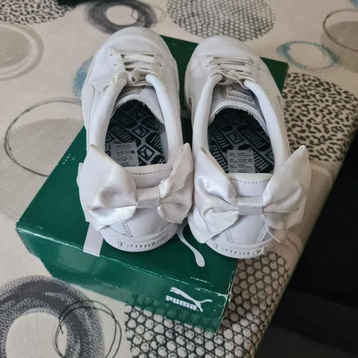 Mes 2ème chaussures - 2