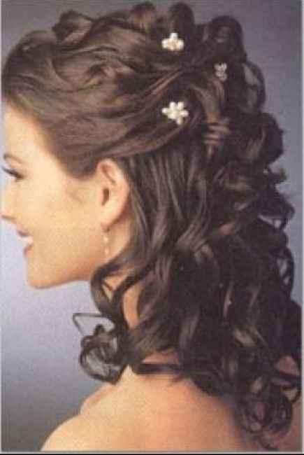 coiffure lachés