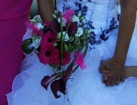 Photos bouquets de mariée et tarif 20