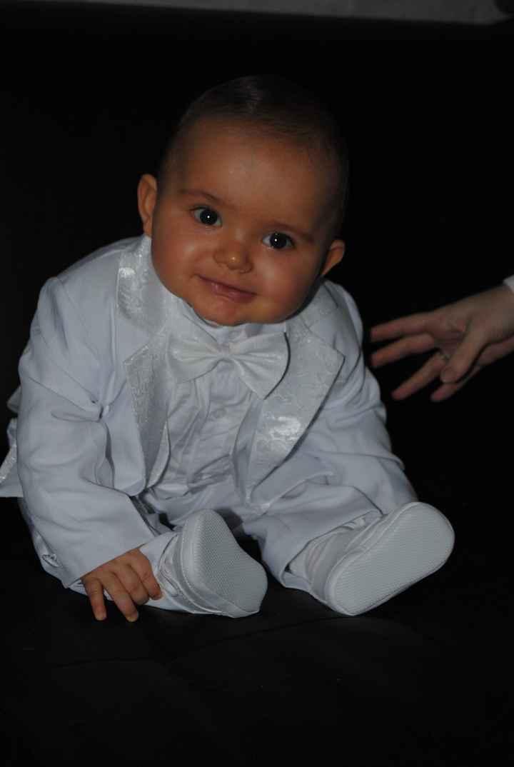 Baptême Giulian