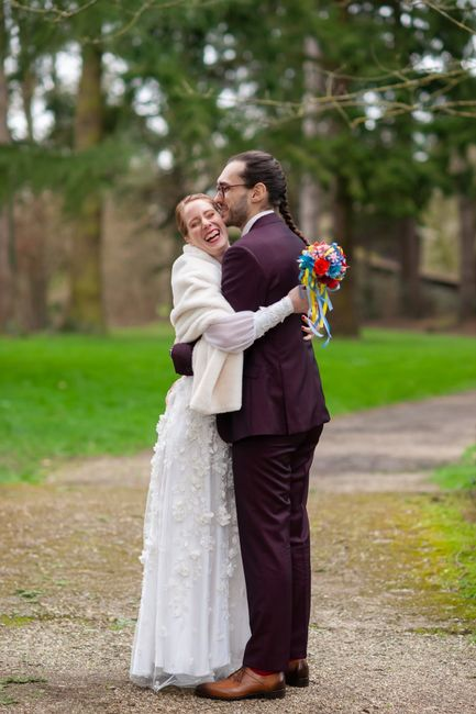 Mariés depuis le 22/02/2020 4