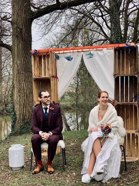 Mariés depuis le 22/02/2020 6