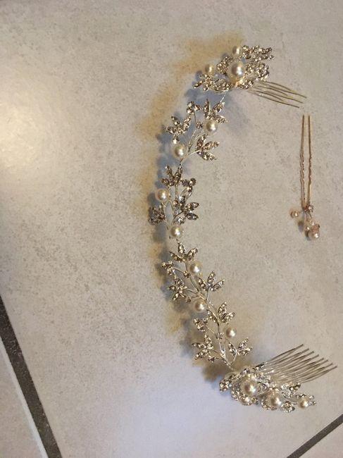Bijoux de tête 1