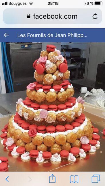Gâteau 1
