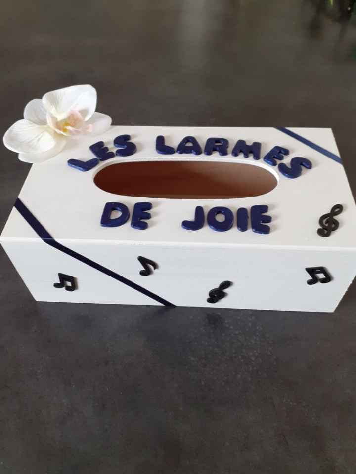 Larmes de joie - 1