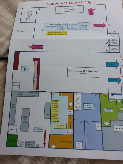 Plan salle de baupte