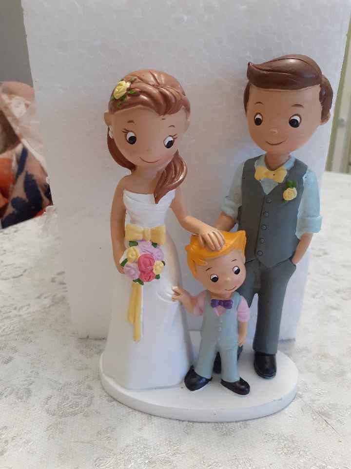 Figurine mariage et baptême - 1