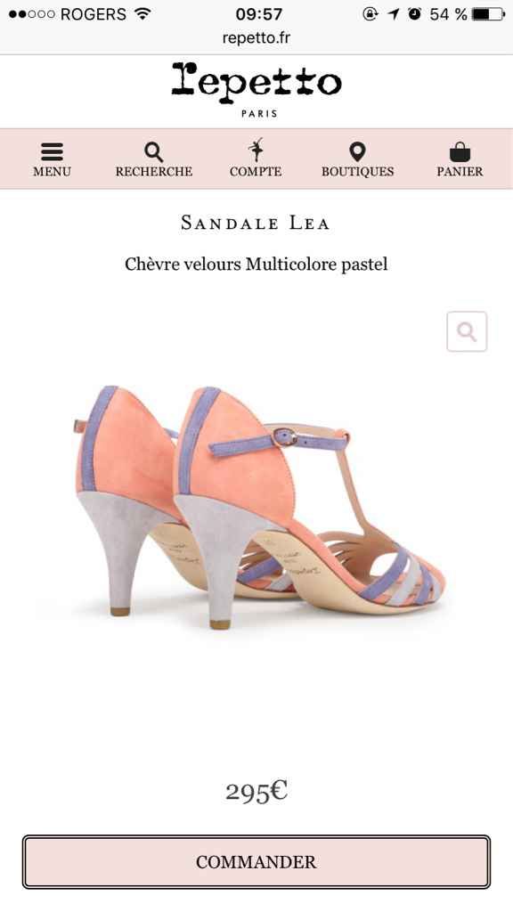 Chaussures repetto - 1