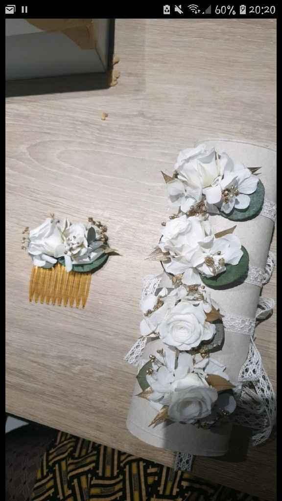 Peigne pour cheveux - 1