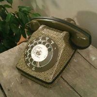 Diy du soir : téléphone vintage - 2