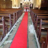 Décoration pour la cérémonie a l'église - 2