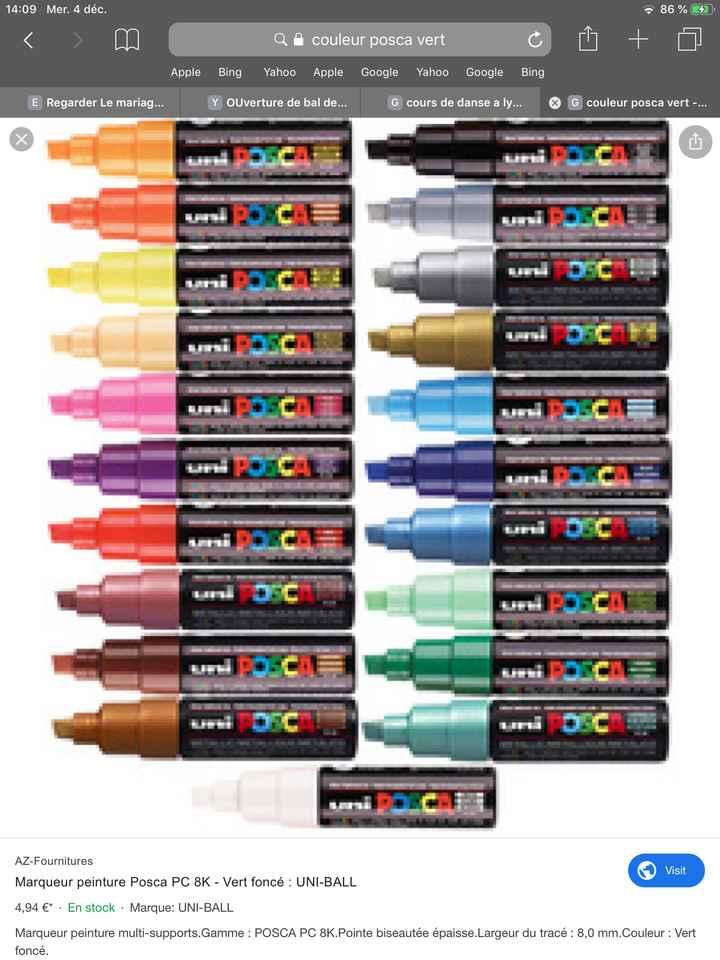 Recherche stylos - 1
