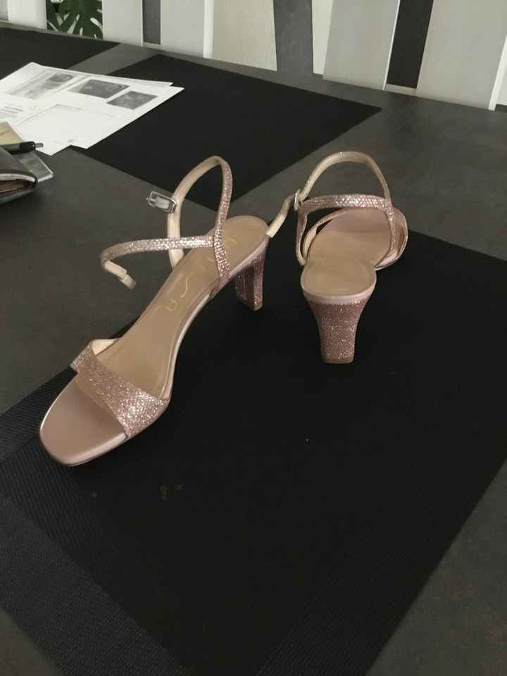 Ou trouver des chaussures de mariée - 1