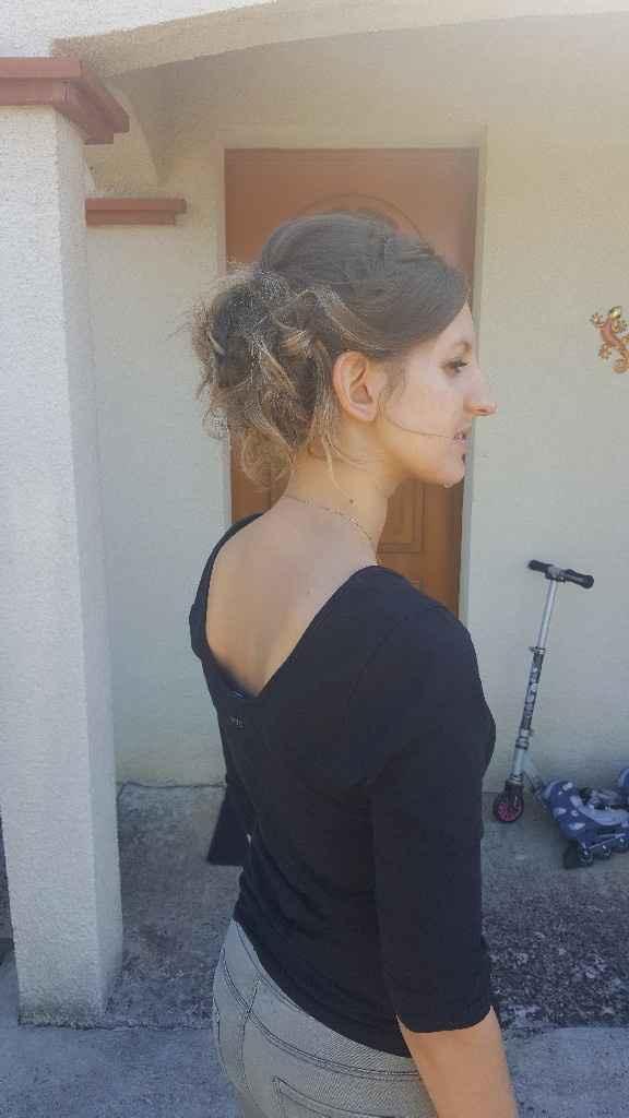 Ma coiffure - 4