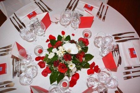 Le club du mariage rouge - Page 6 - Décoration - Forum Mariages.net