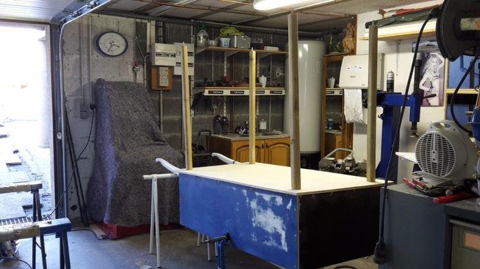 diy vieille charrette deviendra un beau candy bar la suite d coration forum. Black Bedroom Furniture Sets. Home Design Ideas