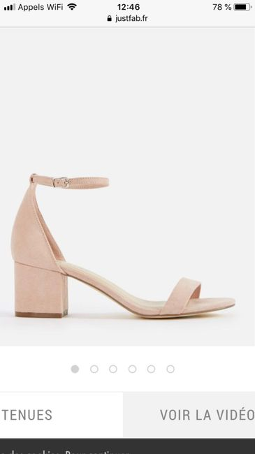 Conseils chaussures - 1