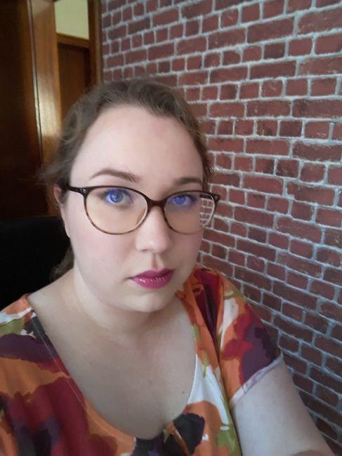 Mariage dans 10j, essai maquillage 2